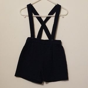 Other - Shorts with suspenders